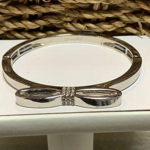 Lia Sophia Silver Bracelet